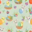 Easter — Vector de stock #19237221