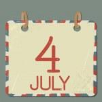 Calendar — Stock Vector #25437183