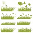 Grass — Stock Vector #27894083