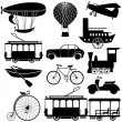 Transport — Vector de stock #27896407