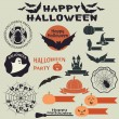 Halloween — Stock Vector #30946487