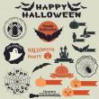 Halloween — Stock Vector #30946487