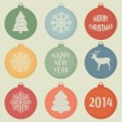 Christmas — Vector de stock #32513687
