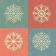 Snowflake — Stock Vector #32513705