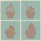 Sweets — Stockvektor