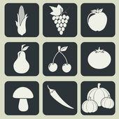 Food — Vector de stock