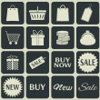 Shopping — Vector de stock #35415771