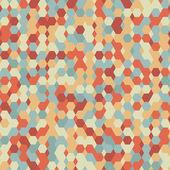Geometrisches nahtlose muster. — Stockvektor