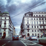 Vienna, Austria — Stock Photo