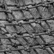 Background Texture Abstract Pattern - Lobster Pot Net. — Stock Photo
