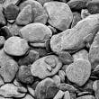 Natural Stone, Rock or Pebble Abstract Background Texture. — Stock Photo