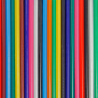 Abstract Background Texture - color pencil crayon, vertical pattern. - Stock Photo