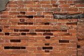 Brick Wall Background. — Stock Photo