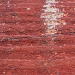 Red Peeling Paint on Wood - Background. — Stock Photo #27441273