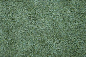 Artificial grass background texture for landscaping exteriors. — Stock Photo