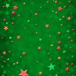 Stock Photo: 3D Christmas Stars