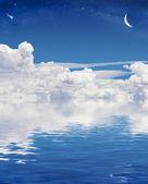 Fantasy Cloudscape — Stock Photo