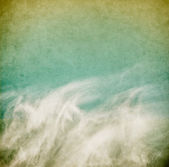 Wispy Vintage Clouds — Stock Photo