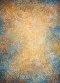 Golden Blue Background — Stock Photo