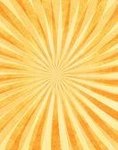 Rayos de sol capas en papel — Foto de Stock