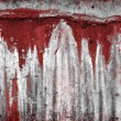 Bloody Wall — Stock Photo #16522189