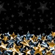 Shiny Starscape — Stock Photo