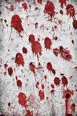 Blood Splatters — Stock Photo