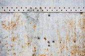 Steel Grunge Wall — Stock Photo