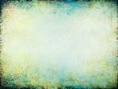 Yellow Blue Glowing Background — Stock Photo