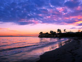 Santa Barbara Sunset — Stock Photo