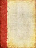 Red Margin Screen Pattern — Stock Photo