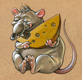 Ratty — Stock Photo