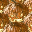 Stock Photo: Pumpkin background