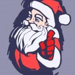 Santa — Stock Vector #34690977