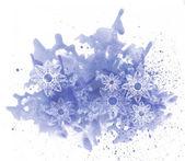 Blume Hintergrund — Stockfoto
