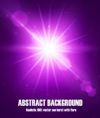 Abstract pink disco background. — Stock Vector
