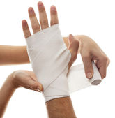 Bandage — Stock Photo