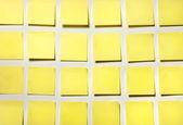 Palos amarillos — Foto de Stock