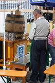 "Bavarian Barman "" Schankkellner "" — Stock Photo"