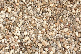 Coarse gravel — Stock Photo