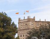 Bank hiszpanii — Zdjęcie stockowe