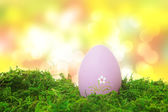 Easter dekoration — Stock Photo