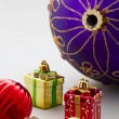 Christmas decorations — Stock Photo #31208509