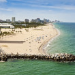 Ft. Lauderdale Beach — Stock Photo #16315035