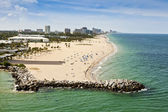 Ft. Lauderdale Beach — Stock Photo
