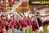Florida State University Homecoming 2012 — Stock Photo