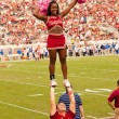 Florida State University Cheerleading Squad — Stock Photo