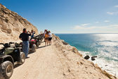 ATV Tour in Cabo San Lucas, Mexico — Stock Photo
