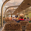 Glass Railcar to Denali — Stock Photo