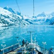Glacier Bay National Park in Alaska — Stock fotografie